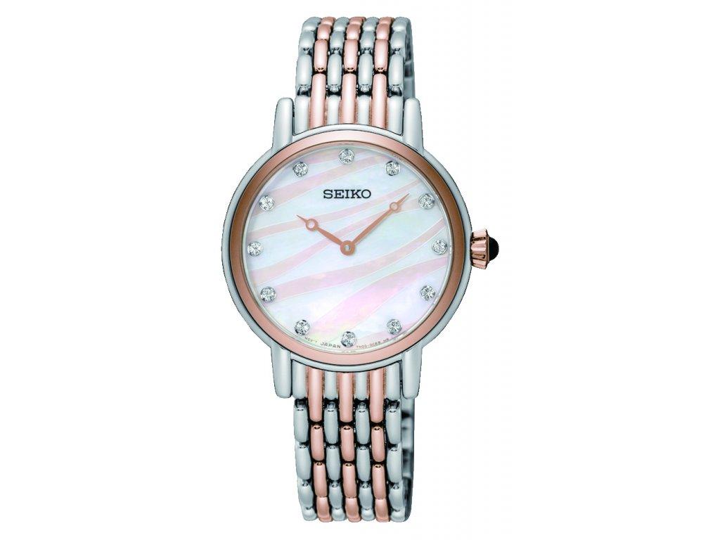 Seiko hodinky SFQ806P1