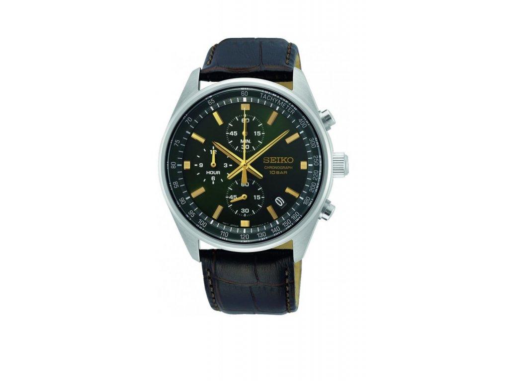 Seiko hodinky SSB385P1