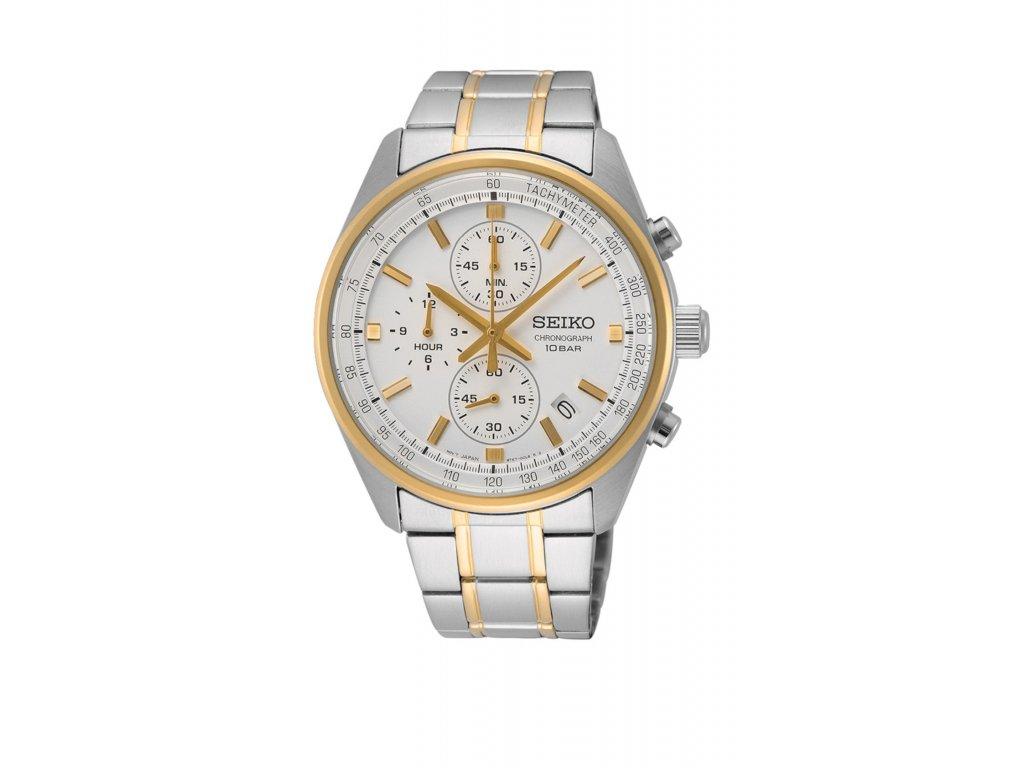 Seiko hodinky SSB380P1