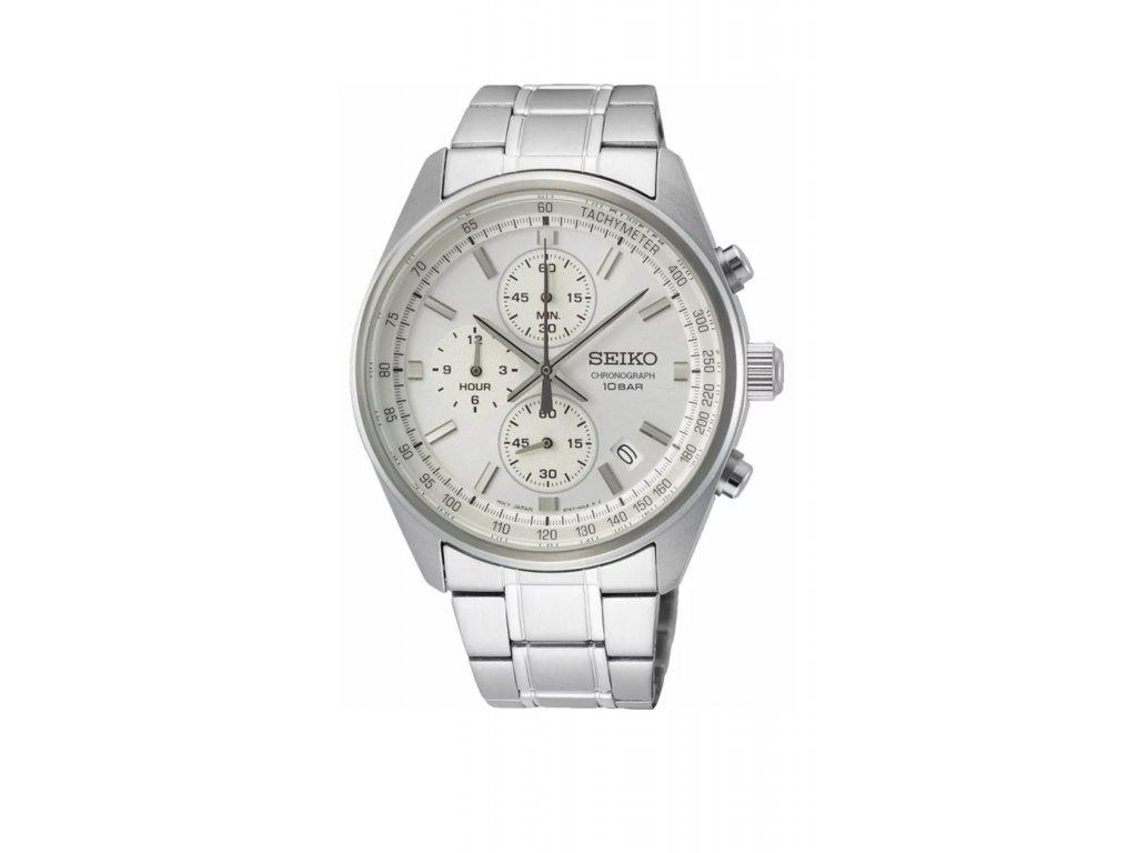 Seiko hodinky SSB375P1