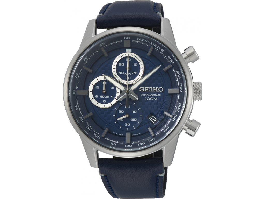 Seiko hodinky SSB333P1