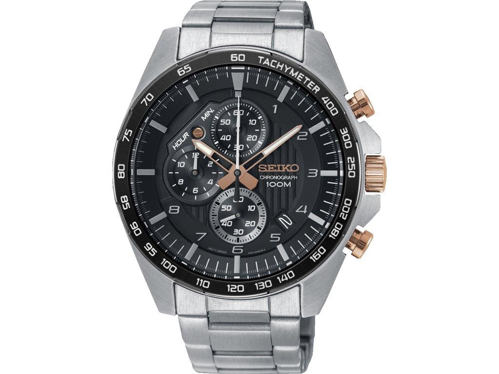 Seiko hodinky SSB323P1