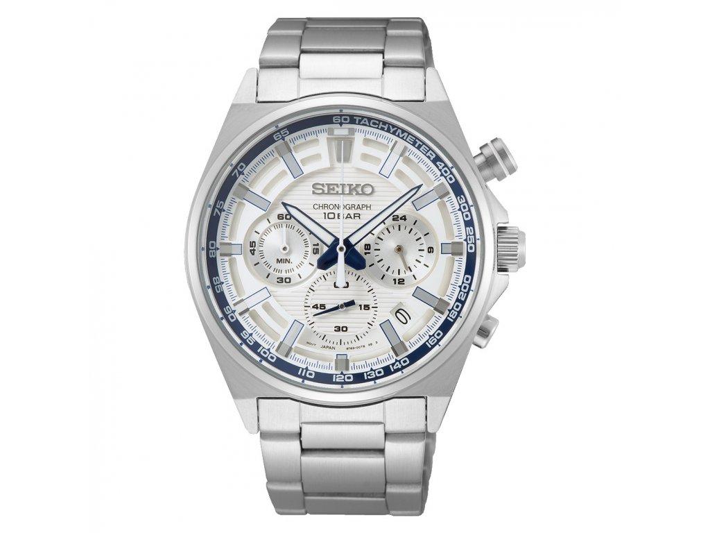 Seiko hodinky SSB395P1