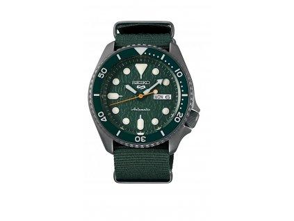 Seiko hodinky SRPD77K1