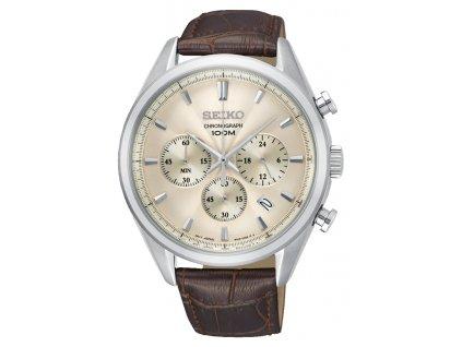 Seiko hodinky SSB293P1
