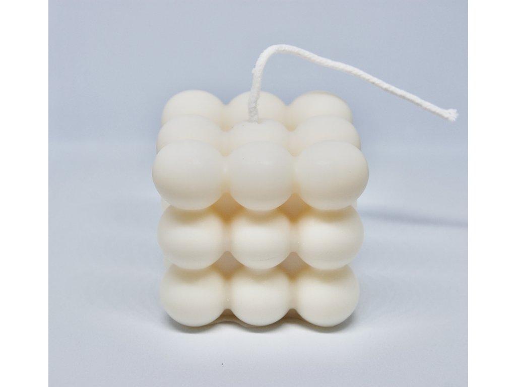Klasická svíčka Bubbles