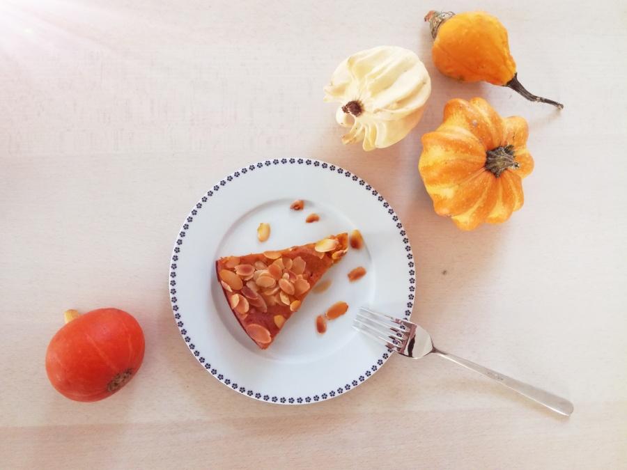 Dýňové experimenty - muffiny i dort