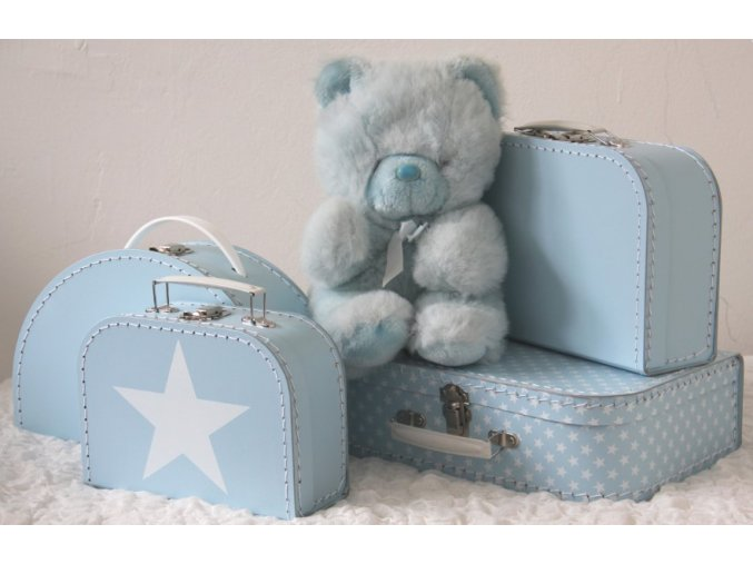 kufřík modrý 1
