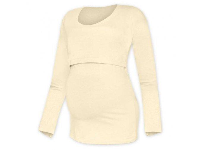 Kojicí tričko Kateřina - dlouhý rukáv, různé barvy