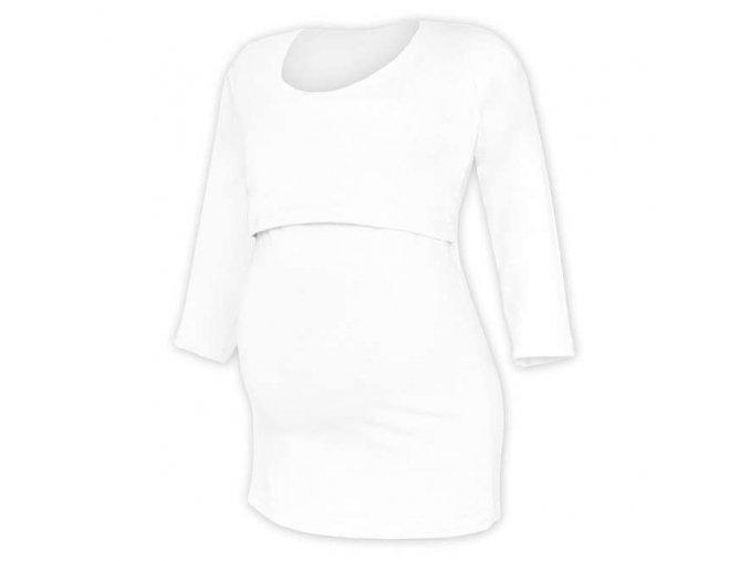 Kojicí tričko Kateřina - 3/4 rukáv, různé barvy