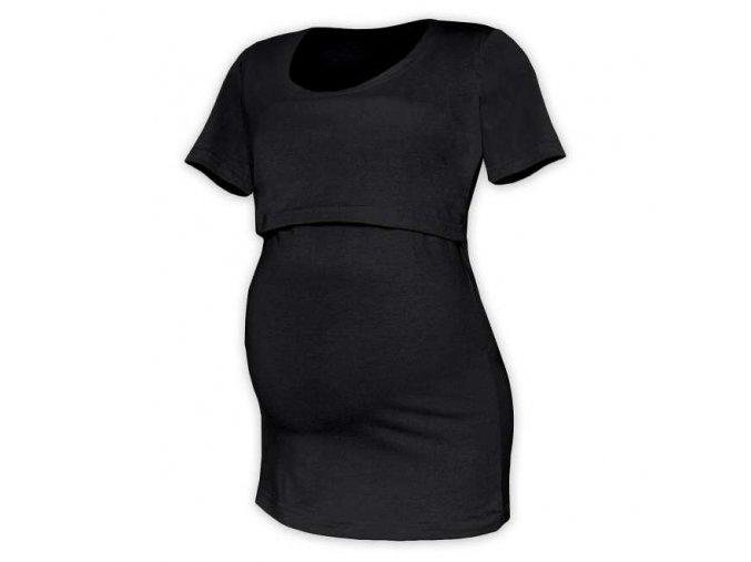 Kojicí tričko Kateřina - krátký rukáv, různé barvy