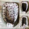 Hnízdečko pro miminko - růžové Teepe