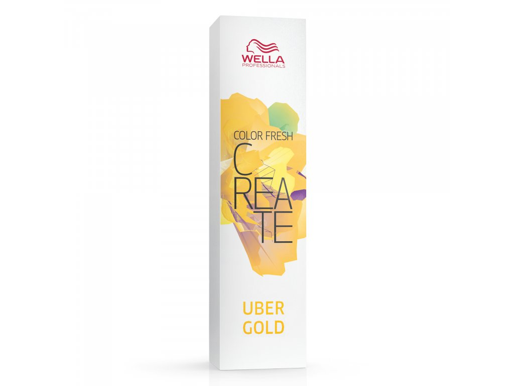 Wella Professionals Color Fresh Create Uber Gold