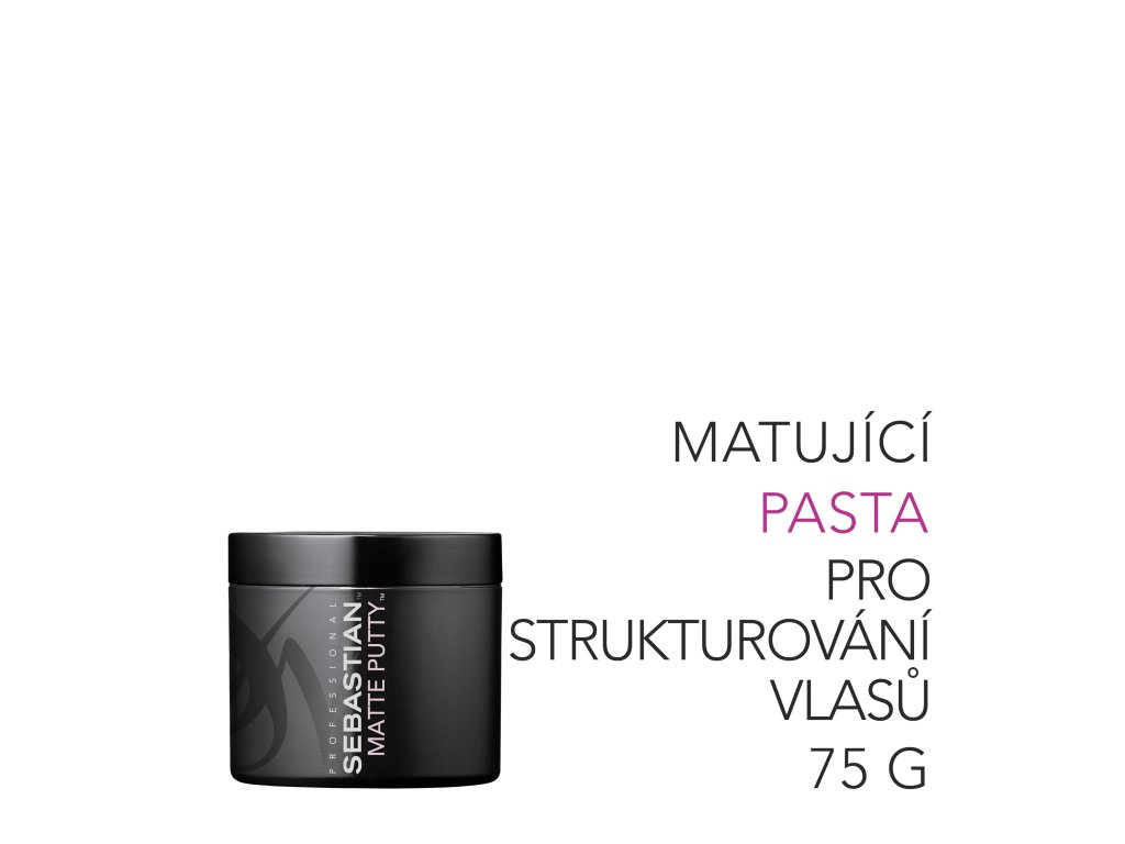 SP MattePutty HairPaste 75g 03