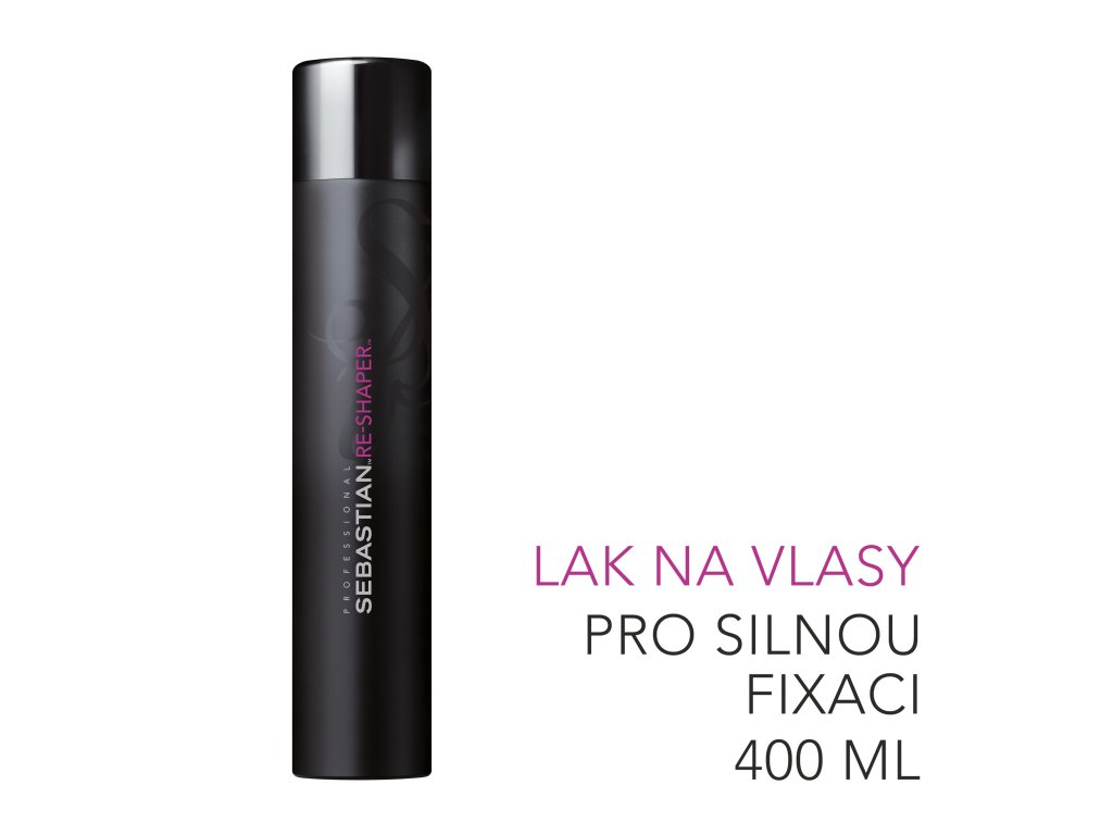 SP Re Shaper StrongHoldHairspray 400ml 03