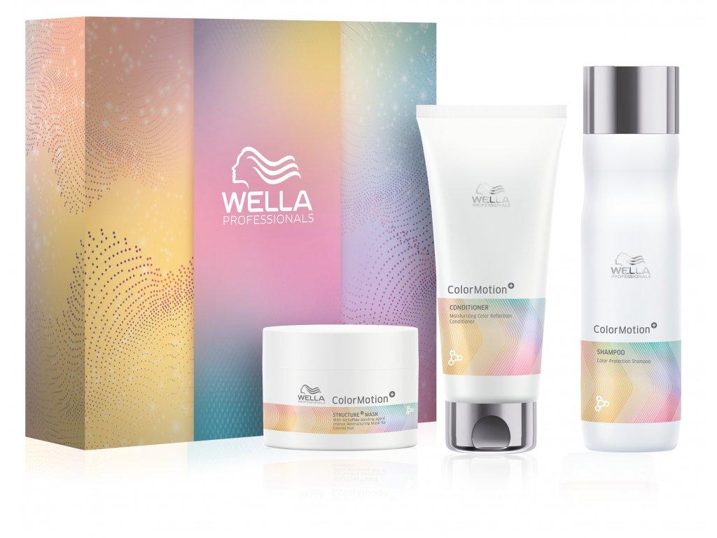 Wella krabice 2020 COLOR MOTION+produkty 3D