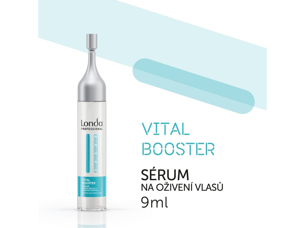 LONDA Care Scalp Vital Booster Serum 9ml 03