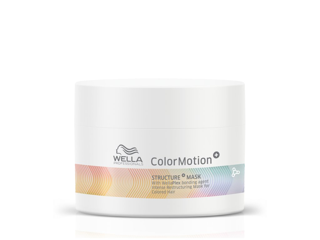 Wella Professionals ColorMotion+ Structure+ Mask (Velikost 150 ml)