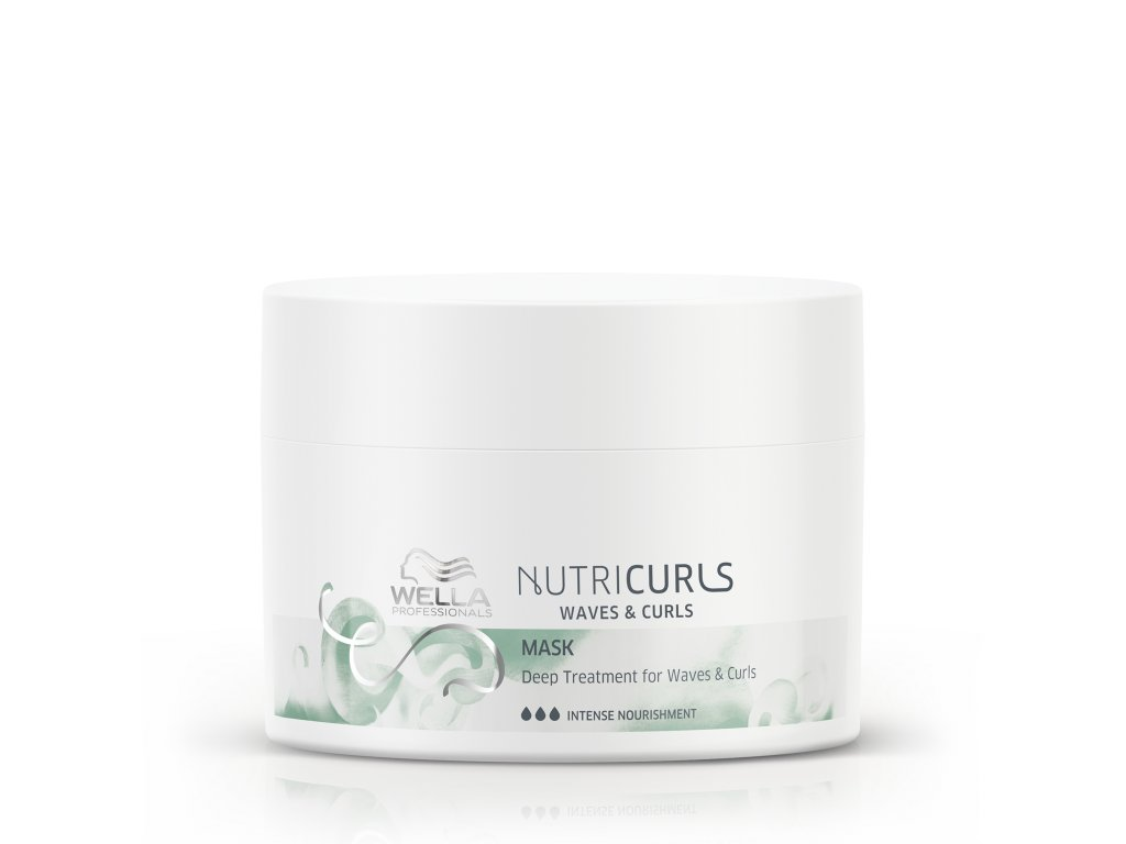 Wella Professionals NutriCurls Deep Treatment for Waves & Curls