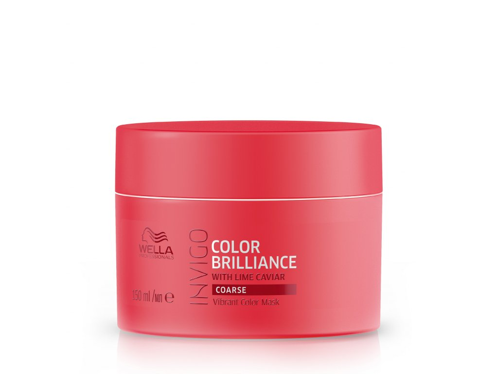 Wella Professionals Invigo Color Brilliance Vibrant Color Mask Coarse