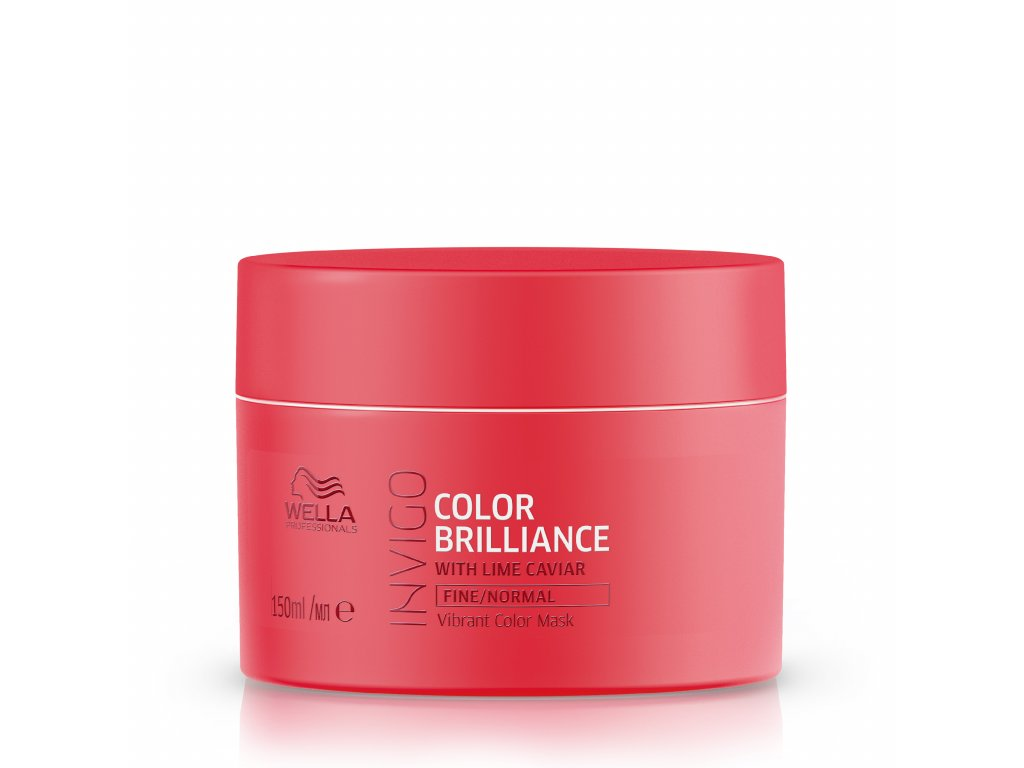 Wella Professionals Invigo Color Brilliance Vibrant Color Mask Normal