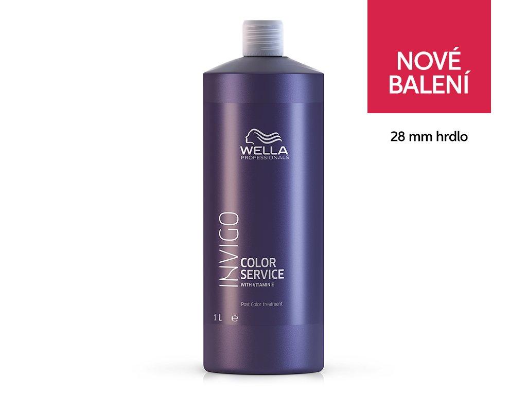 Wella Professionals Invigo Color Service Post Color Treatment (Velikost 1000 ml)