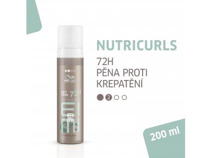 Wella Professionals Eimi NutriCurls Soft Twirl (Velikost 200 ml)