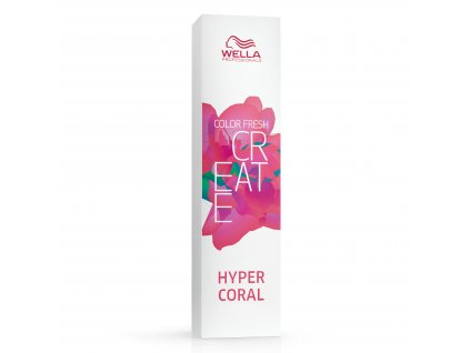 Wella Professionals Color Fresh Create Hyper Coral