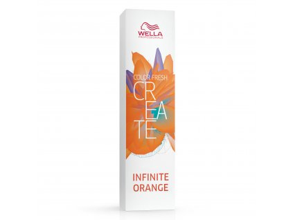 Wella Professionals Color Fresh Create Infinite Orange
