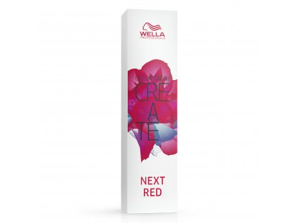 Wella Professionals Color Fresh Create Next Red (Odstín Next Red)