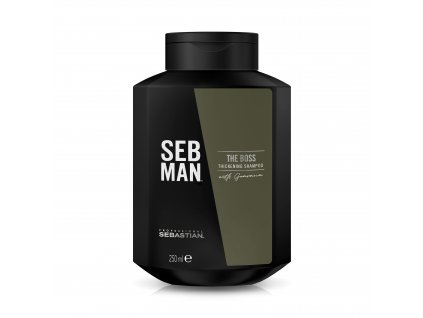 Seb Man The Boss Thickening Shampoo