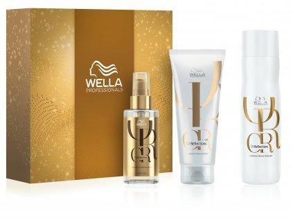 Wella krabice 2020 OIL REFLECTIONS+produkty 3D