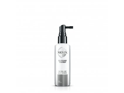 Nioxin System 1 Scalp and Hair Leave-In Treatment (Velikost 100 ml)