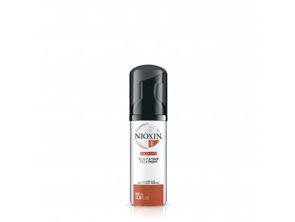 Nioxin System 4 Scalp and Hair Leave-In Treatment (Velikost 100 ml)