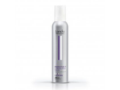 LONDA Styling Volume XStrongHold Mousse 250ml 03