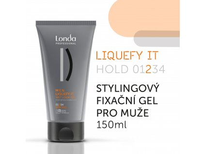 LONDA Styling men liquefyit gel 150ml 03
