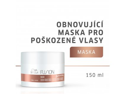 8005610415789 Wella professionals FUSION INTENSE REPAIR MASK 150ml PI 2