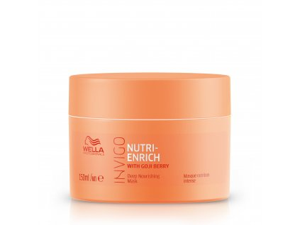 Wella Professionals Invigo Nutri Enrich Deep Nourishing Mask