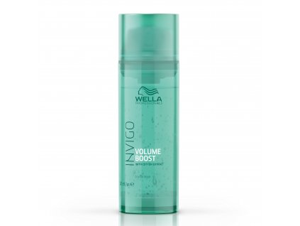 Wella Professionals Invigo Volume Boost Clear Treat Crystal Mask