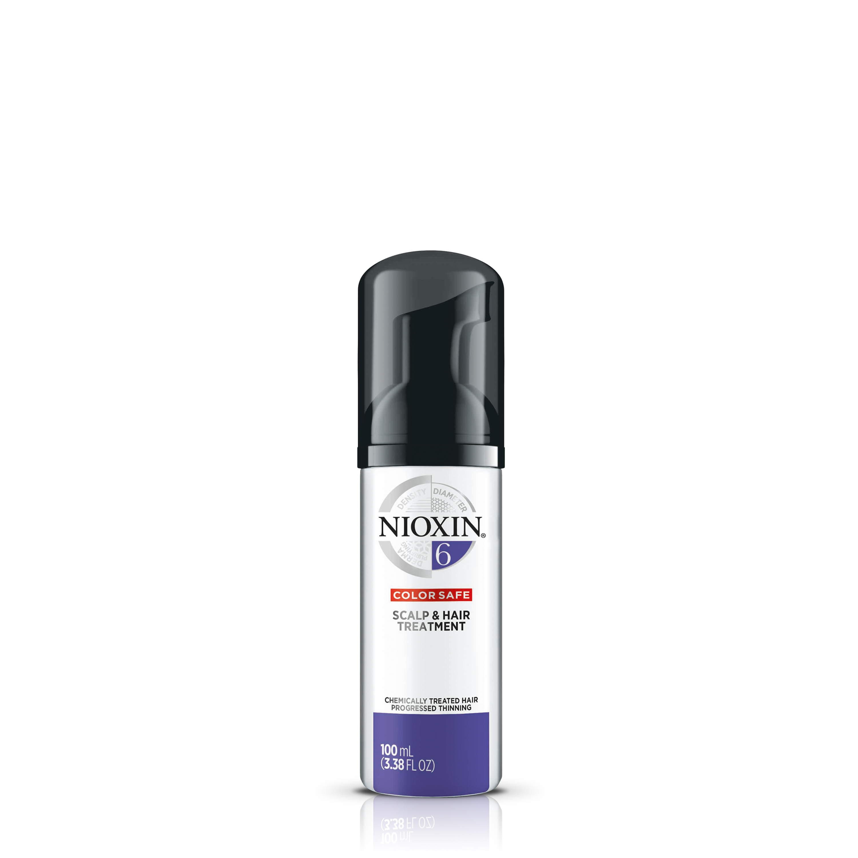 Nioxin System 6 Scalp and Hair Leave-In Treatment 100 ml