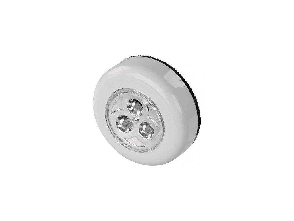 3× Samolepíci LED světlo P3819, 12 lm, 3× AAA