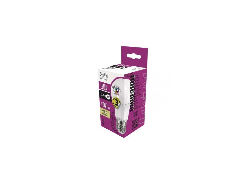 LED žárovka Classic A60 12,5W E27 teplá bílá Ra96