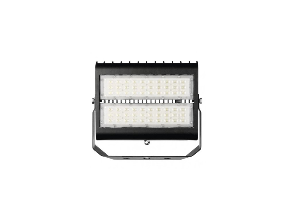 LED reflektor PROFI PLUS černý, 100W neutrální bílá