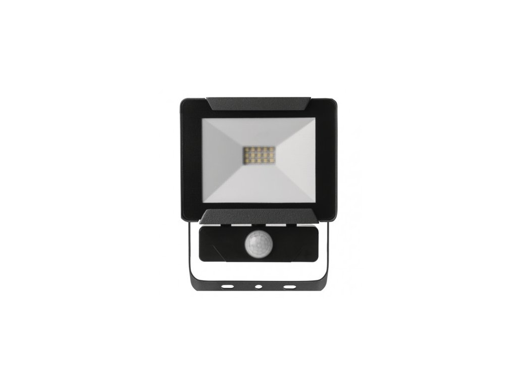 LED reflektor IDEO s pohybovým čidlem, 10W neutrální bílá