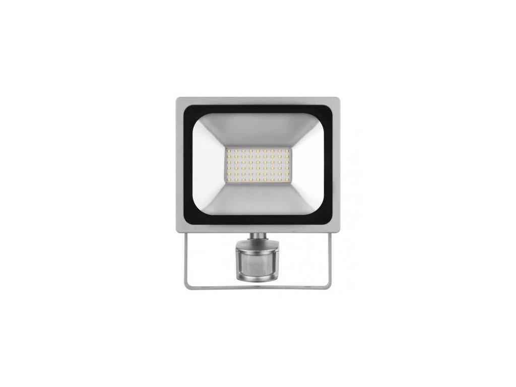 LED reflektor PROFI s pohybovým čidlem, 30W neutrální bílá