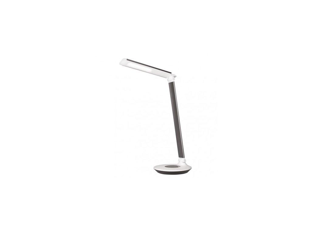 LED stolní lampa DEXTER, bílá/antracit