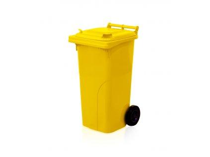 TBA Popelnice MGB 120 žlutá 958004