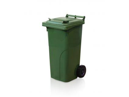 TBA Popelnice MGB 120 zelená 958003