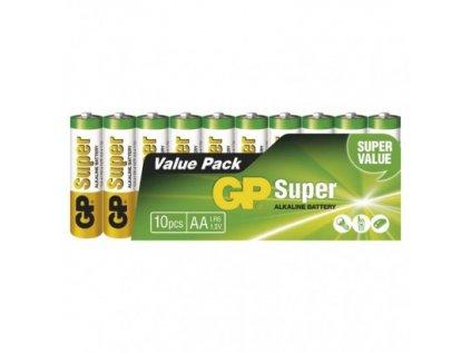 Alkalická baterie GP Super AA (LR6)