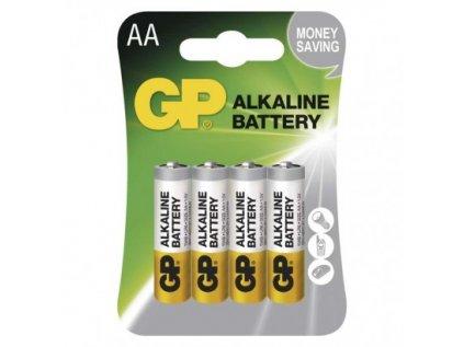 Alkalická baterie GP Alkaline AA (LR6)